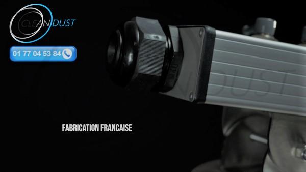 Brumisateur Industrielle Cleandust - Solo Int_v2