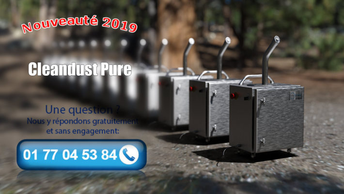Brumisateur Pro Cleandust Pure